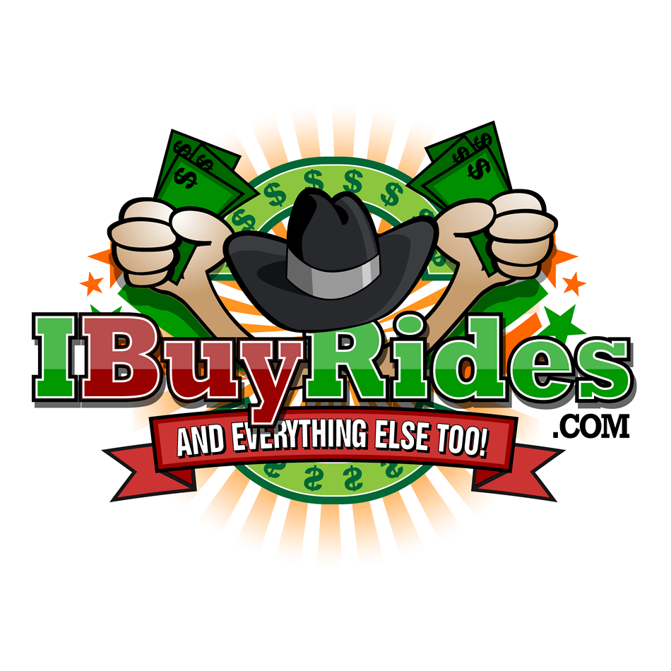 Logo Design by xenowebdev - Entry No. 60 in the Logo Design Contest IBuyRides.com needs a Cool Country Funny Cartoony Logo.
