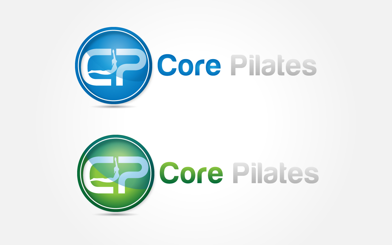 Logo Design by Jagdeep Singh - Entry No. 95 in the Logo Design Contest Core Pilates Logo Design.
