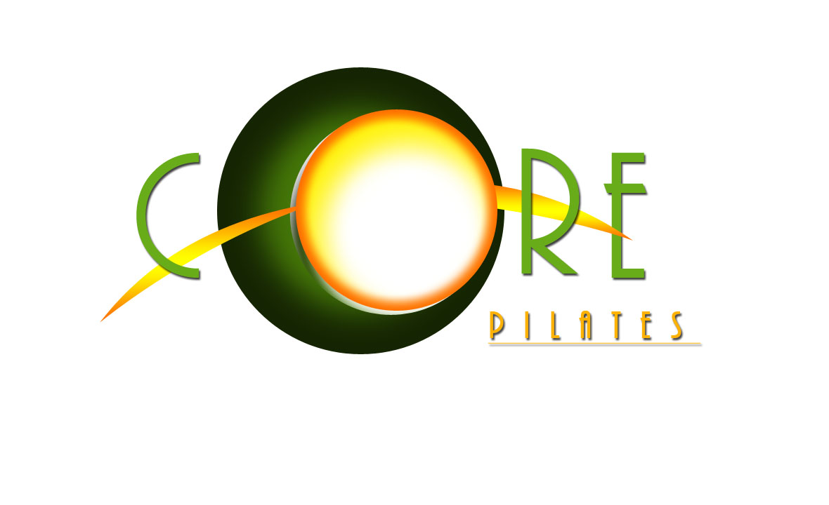 Logo Design by drunkman - Entry No. 96 in the Logo Design Contest Core Pilates Logo Design.