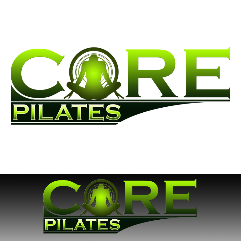 Logo Design by victor.safety21 - Entry No. 102 in the Logo Design Contest Core Pilates Logo Design.