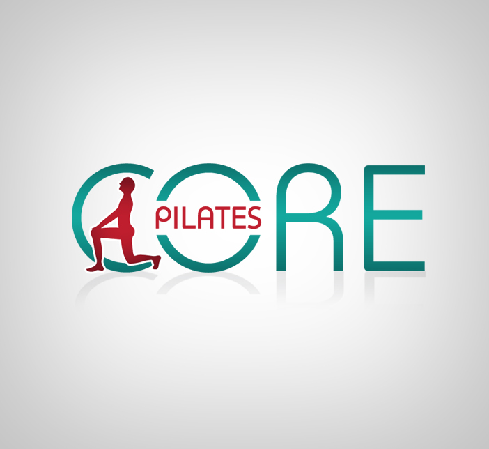 Logo Design by nausigeo - Entry No. 107 in the Logo Design Contest Core Pilates Logo Design.
