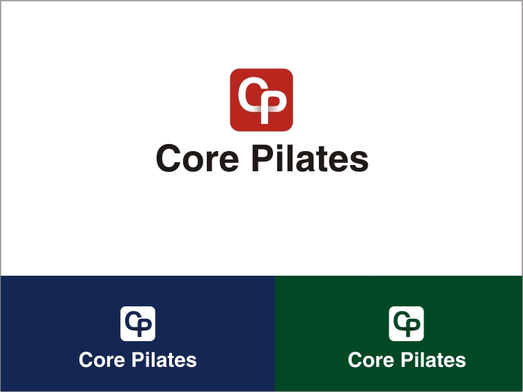 Logo Design by RED HORSE design studio - Entry No. 109 in the Logo Design Contest Core Pilates Logo Design.