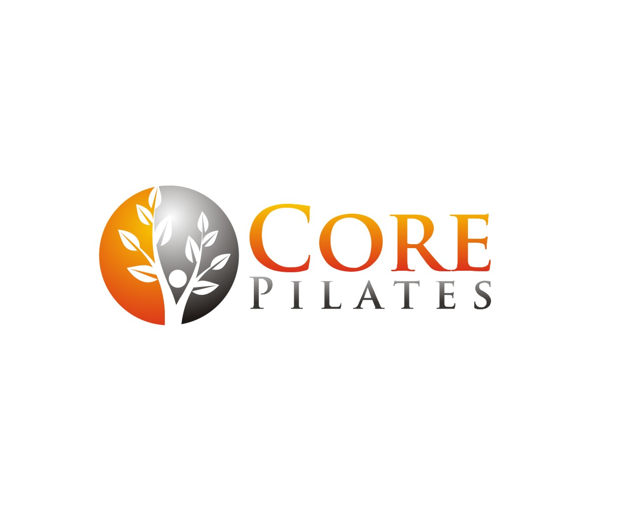 Logo Design by Reivan Ferdinan - Entry No. 112 in the Logo Design Contest Core Pilates Logo Design.
