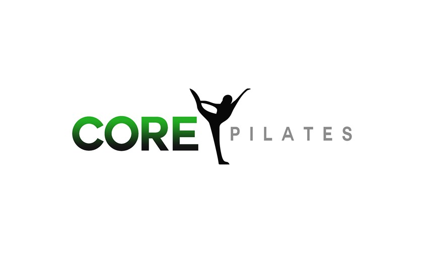 Logo Design by Respati Himawan - Entry No. 118 in the Logo Design Contest Core Pilates Logo Design.
