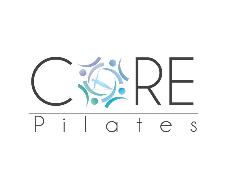 Logo Design by Mythos Designs - Entry No. 121 in the Logo Design Contest Core Pilates Logo Design.