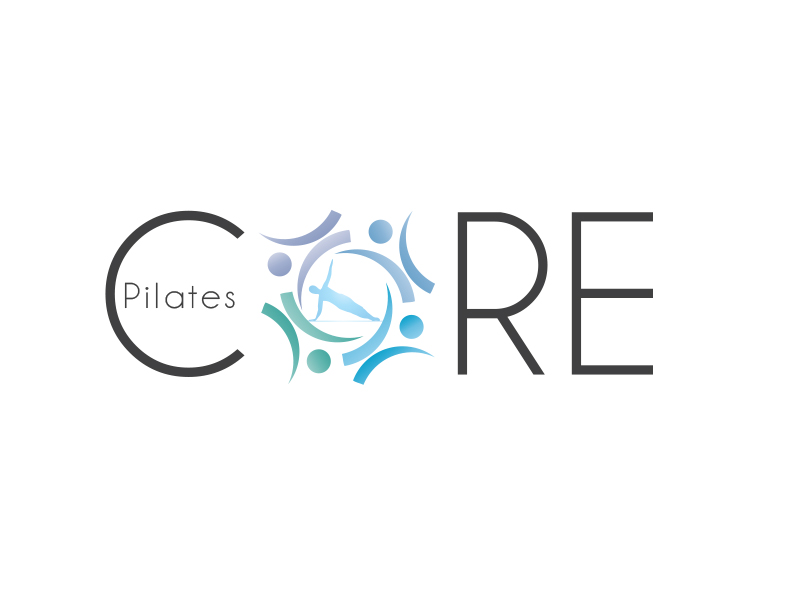 Logo Design by Mythos Designs - Entry No. 122 in the Logo Design Contest Core Pilates Logo Design.