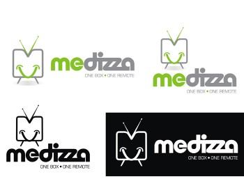 Logo Design by key - Entry No. 109 in the Logo Design Contest Medizza.