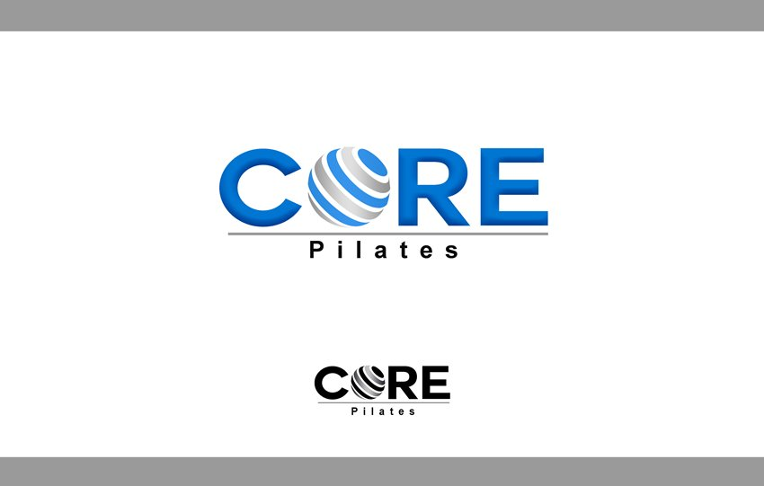 Logo Design by Respati Himawan - Entry No. 124 in the Logo Design Contest Core Pilates Logo Design.