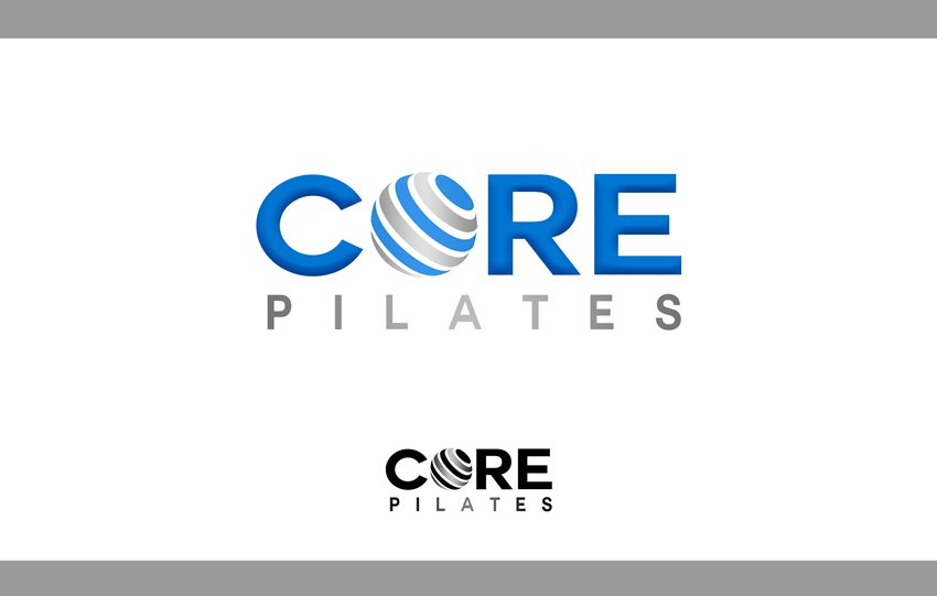 Logo Design by Respati Himawan - Entry No. 125 in the Logo Design Contest Core Pilates Logo Design.