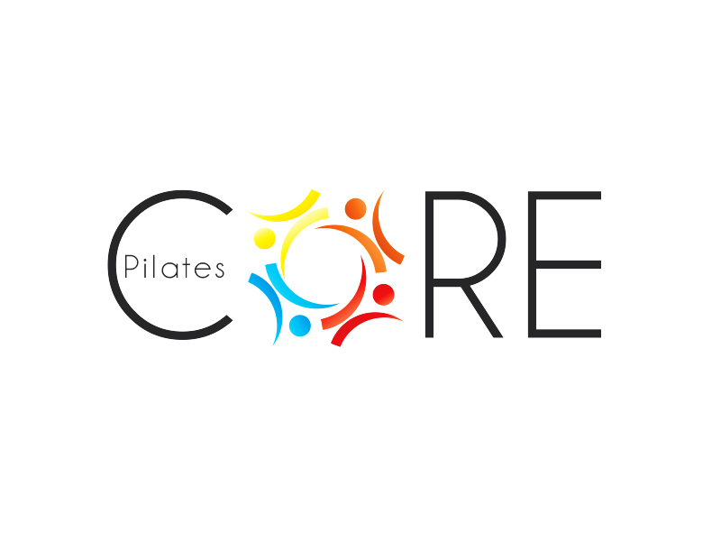 Logo Design by Mythos Designs - Entry No. 126 in the Logo Design Contest Core Pilates Logo Design.