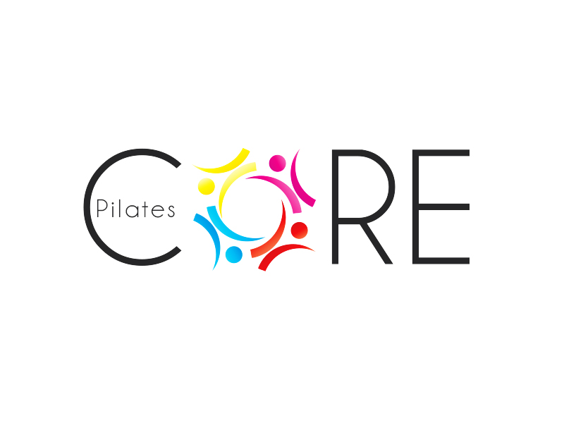 Logo Design by Mythos Designs - Entry No. 127 in the Logo Design Contest Core Pilates Logo Design.