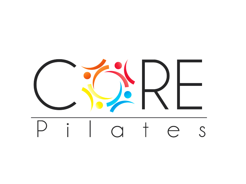 Logo Design by Mythos Designs - Entry No. 128 in the Logo Design Contest Core Pilates Logo Design.