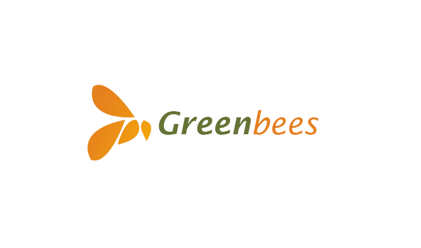 Logo Design by Private User - Entry No. 3 in the Logo Design Contest Greenbees Logo Design.