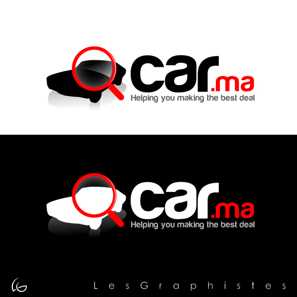 Logo Design by Les-Graphistes - Entry No. 5 in the Logo Design Contest New Logo Design for car.ma.