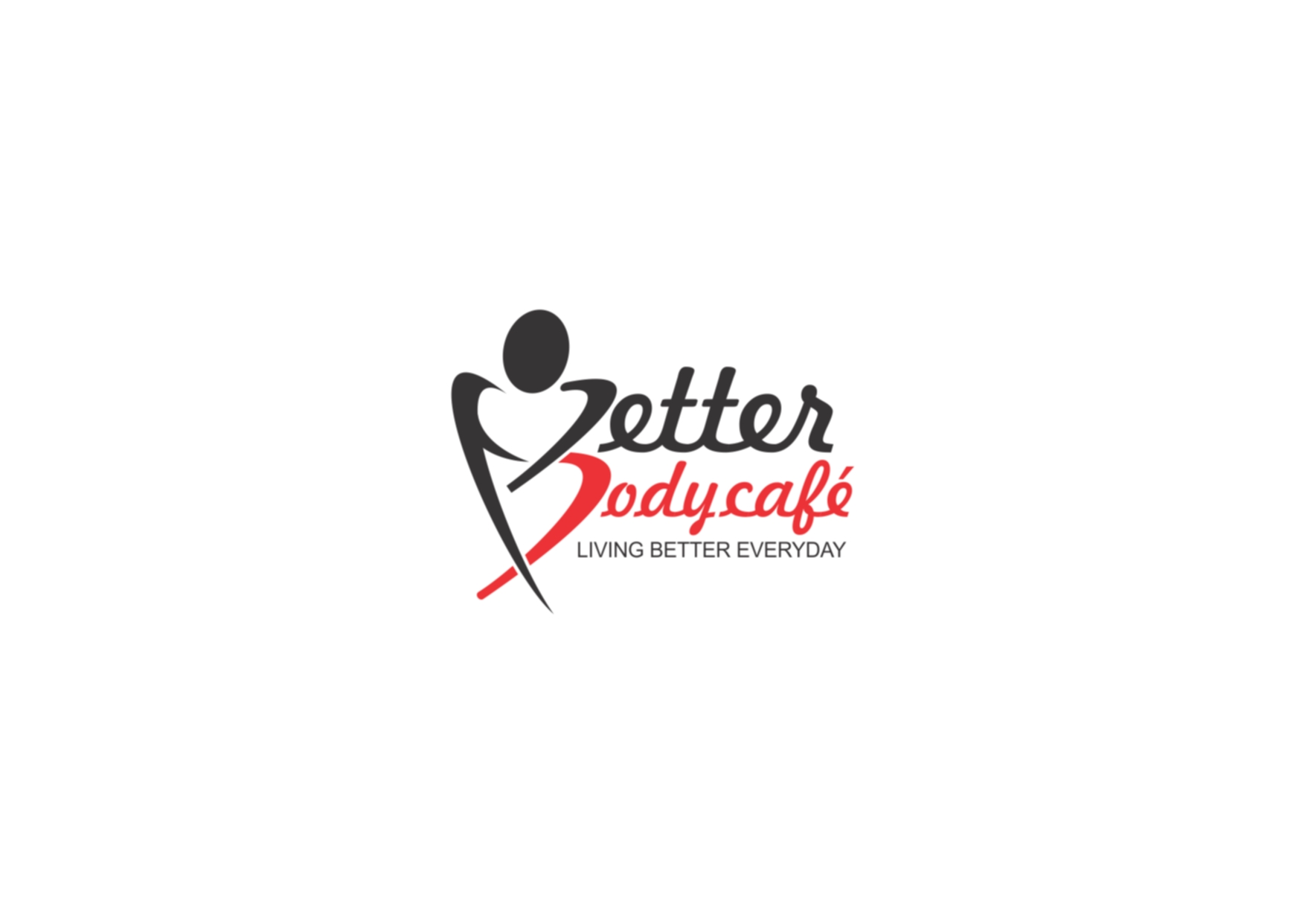 Logo Design by Private User - Entry No. 1 in the Logo Design Contest New Logo Design for Better Body Cafe.