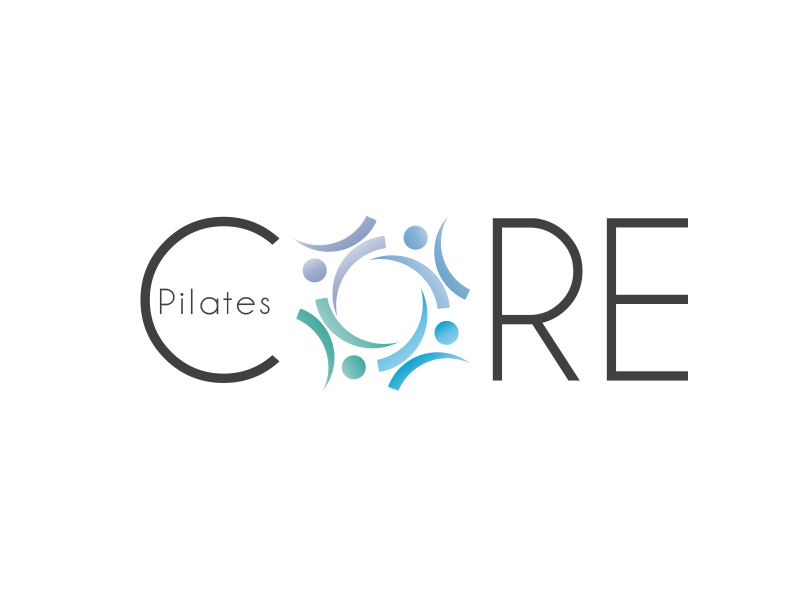 Logo Design by Mythos Designs - Entry No. 135 in the Logo Design Contest Core Pilates Logo Design.