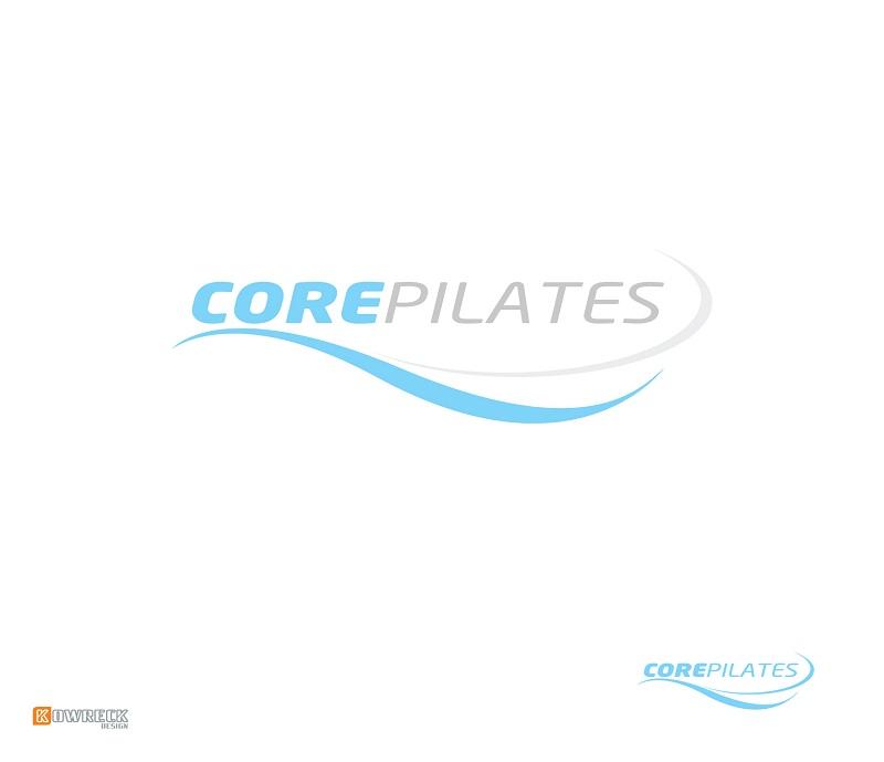Logo Design by kowreck - Entry No. 137 in the Logo Design Contest Core Pilates Logo Design.