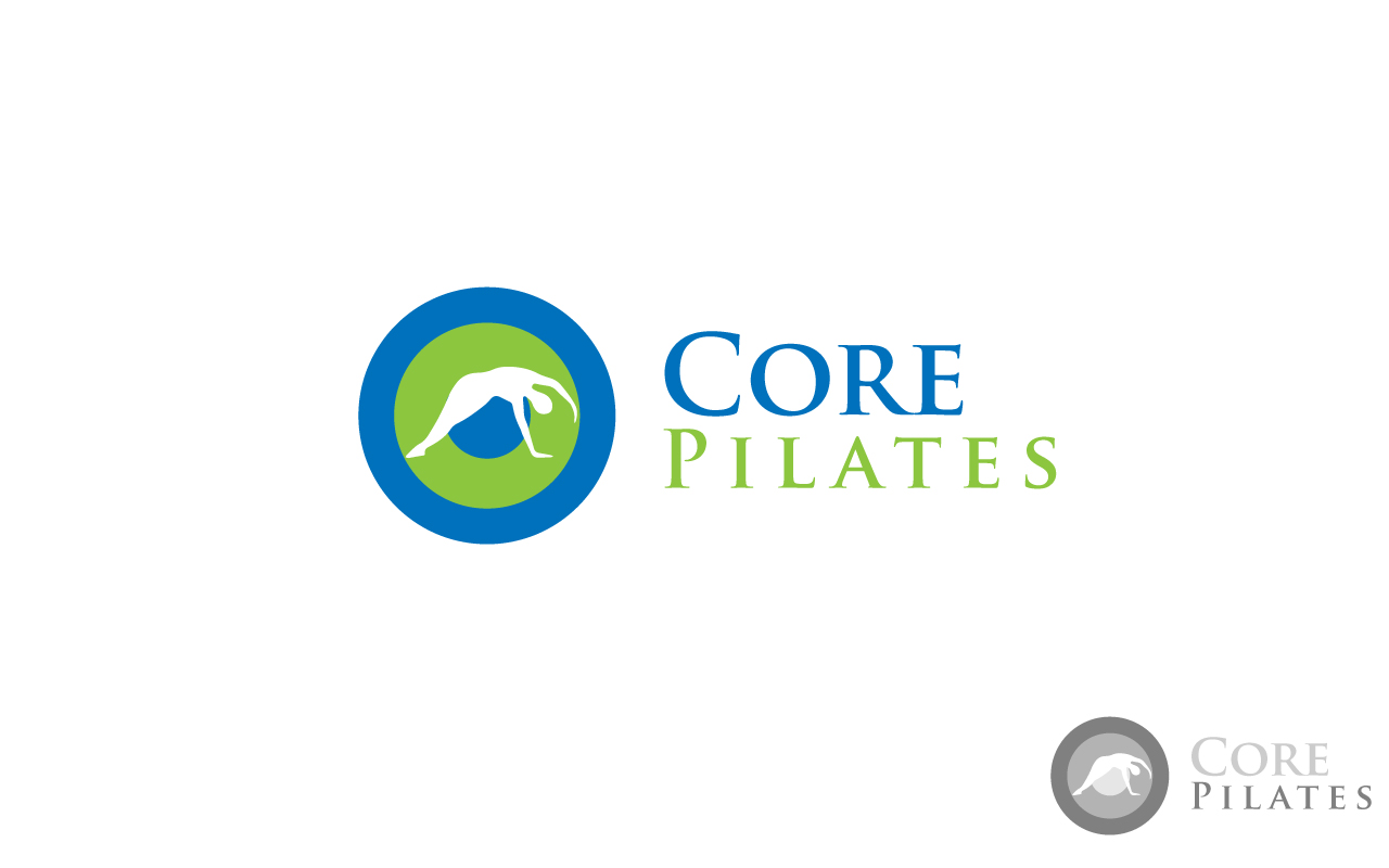 Logo Design by Jagdeep Singh - Entry No. 139 in the Logo Design Contest Core Pilates Logo Design.