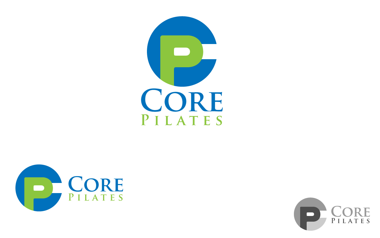 Logo Design by Jagdeep Singh - Entry No. 140 in the Logo Design Contest Core Pilates Logo Design.