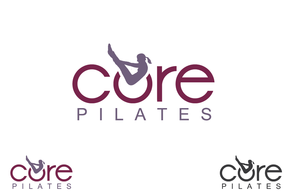 Logo Design by Dipin Bishwakarma - Entry No. 142 in the Logo Design Contest Core Pilates Logo Design.