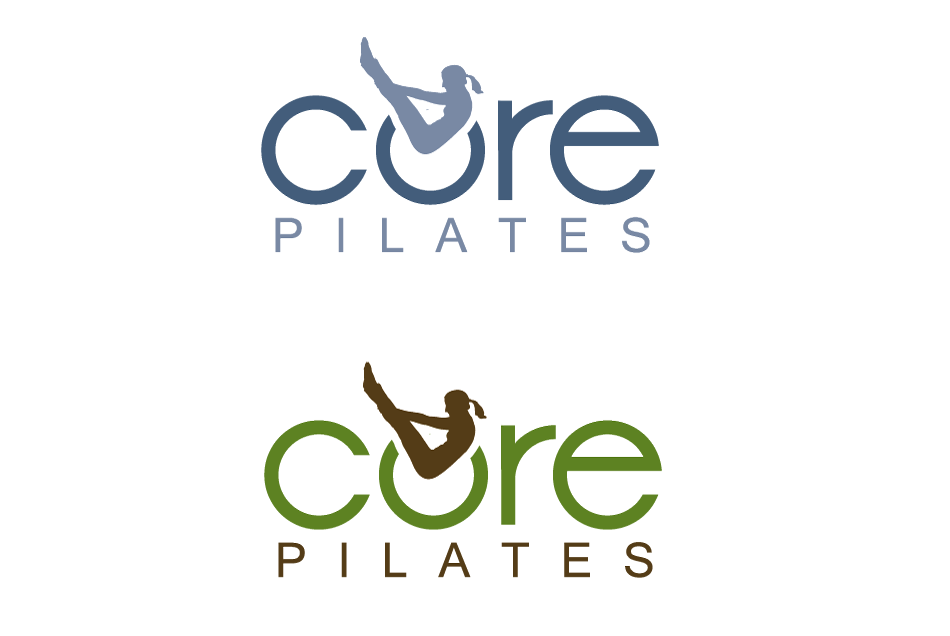 Logo Design by Dipin Bishwakarma - Entry No. 143 in the Logo Design Contest Core Pilates Logo Design.