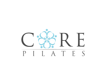 Logo Design by Muhammad Sopandi - Entry No. 145 in the Logo Design Contest Core Pilates Logo Design.