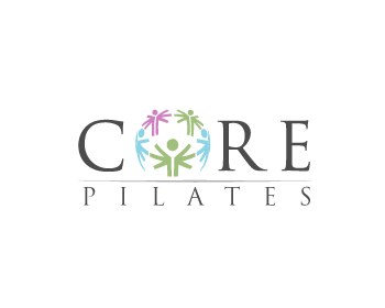 Logo Design by Muhammad Sopandi - Entry No. 146 in the Logo Design Contest Core Pilates Logo Design.