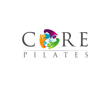 Logo Design by Muhammad Sopandi - Entry No. 147 in the Logo Design Contest Core Pilates Logo Design.