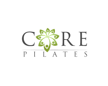 Logo Design by Muhammad Sopandi - Entry No. 148 in the Logo Design Contest Core Pilates Logo Design.