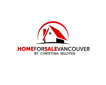 Logo Design by ddamian_dd - Entry No. 6 in the Logo Design Contest New Logo Design for HomeForSaleVancouver.
