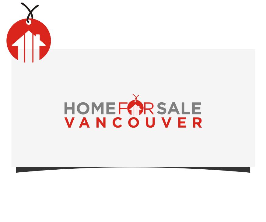Logo Design by Muhammad Nasrul chasib - Entry No. 13 in the Logo Design Contest New Logo Design for HomeForSaleVancouver.