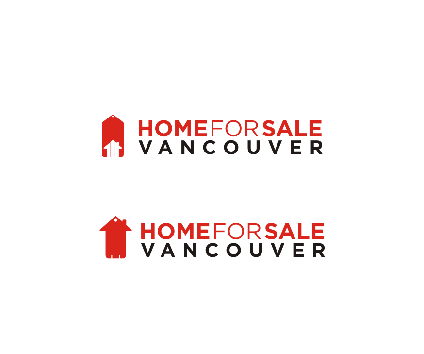 Logo Design by graphicleaf - Entry No. 14 in the Logo Design Contest New Logo Design for HomeForSaleVancouver.