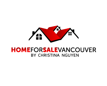 Logo Design by ddamian_dd - Entry No. 17 in the Logo Design Contest New Logo Design for HomeForSaleVancouver.
