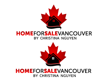 Logo Design by ddamian_dd - Entry No. 19 in the Logo Design Contest New Logo Design for HomeForSaleVancouver.