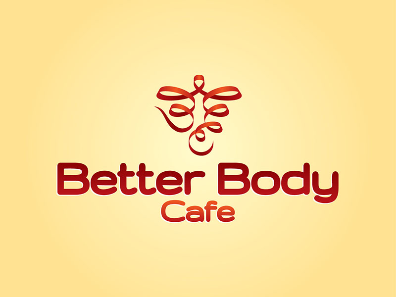 Logo Design by scorpy - Entry No. 11 in the Logo Design Contest New Logo Design for Better Body Cafe.