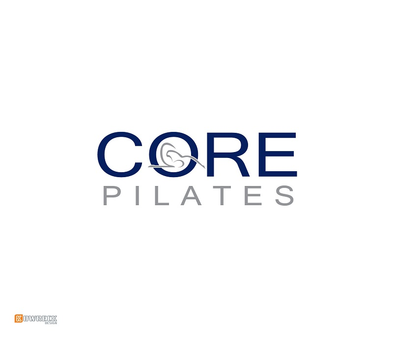 Logo Design by kowreck - Entry No. 159 in the Logo Design Contest Core Pilates Logo Design.