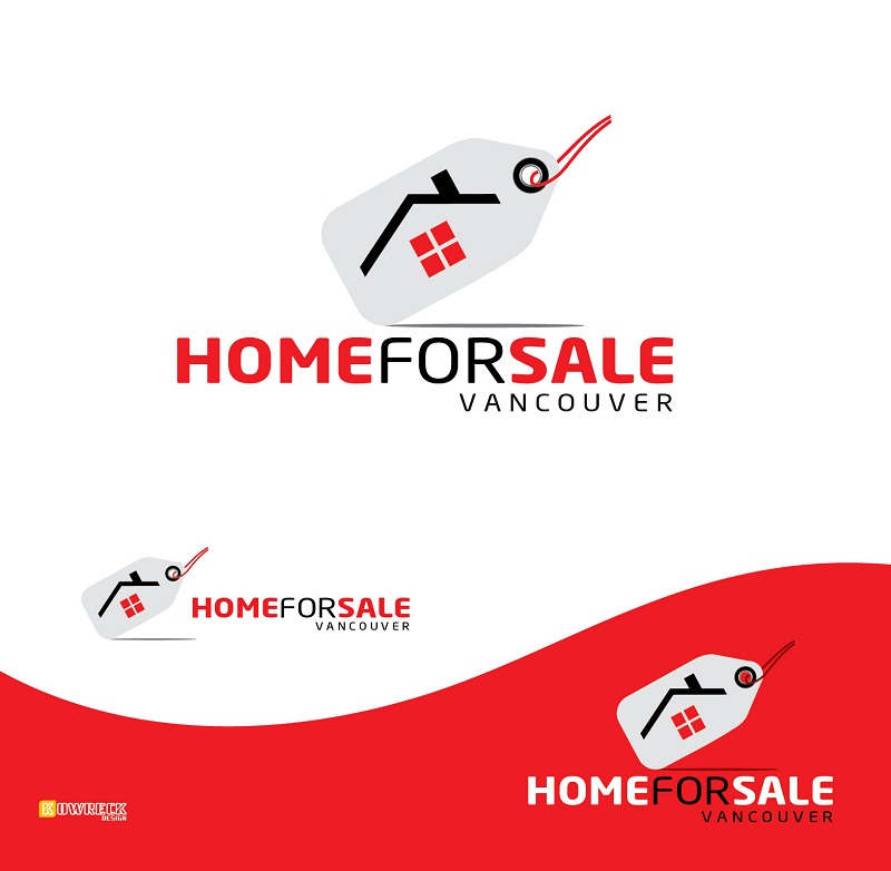 Logo Design by kowreck - Entry No. 25 in the Logo Design Contest New Logo Design for HomeForSaleVancouver.
