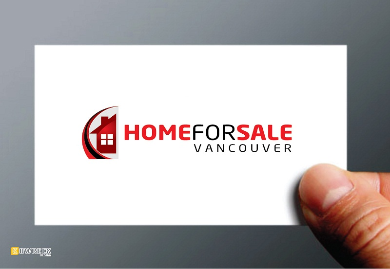 Logo Design by kowreck - Entry No. 27 in the Logo Design Contest New Logo Design for HomeForSaleVancouver.