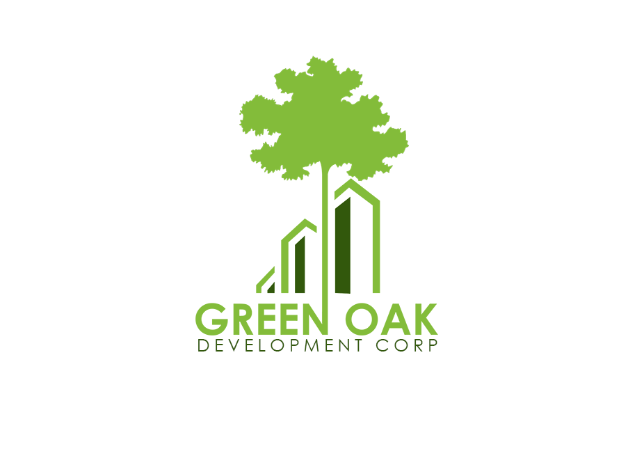 Logo Design by Private User - Entry No. 117 in the Logo Design Contest Unique Logo Design Wanted for Green Oak Development Corp..