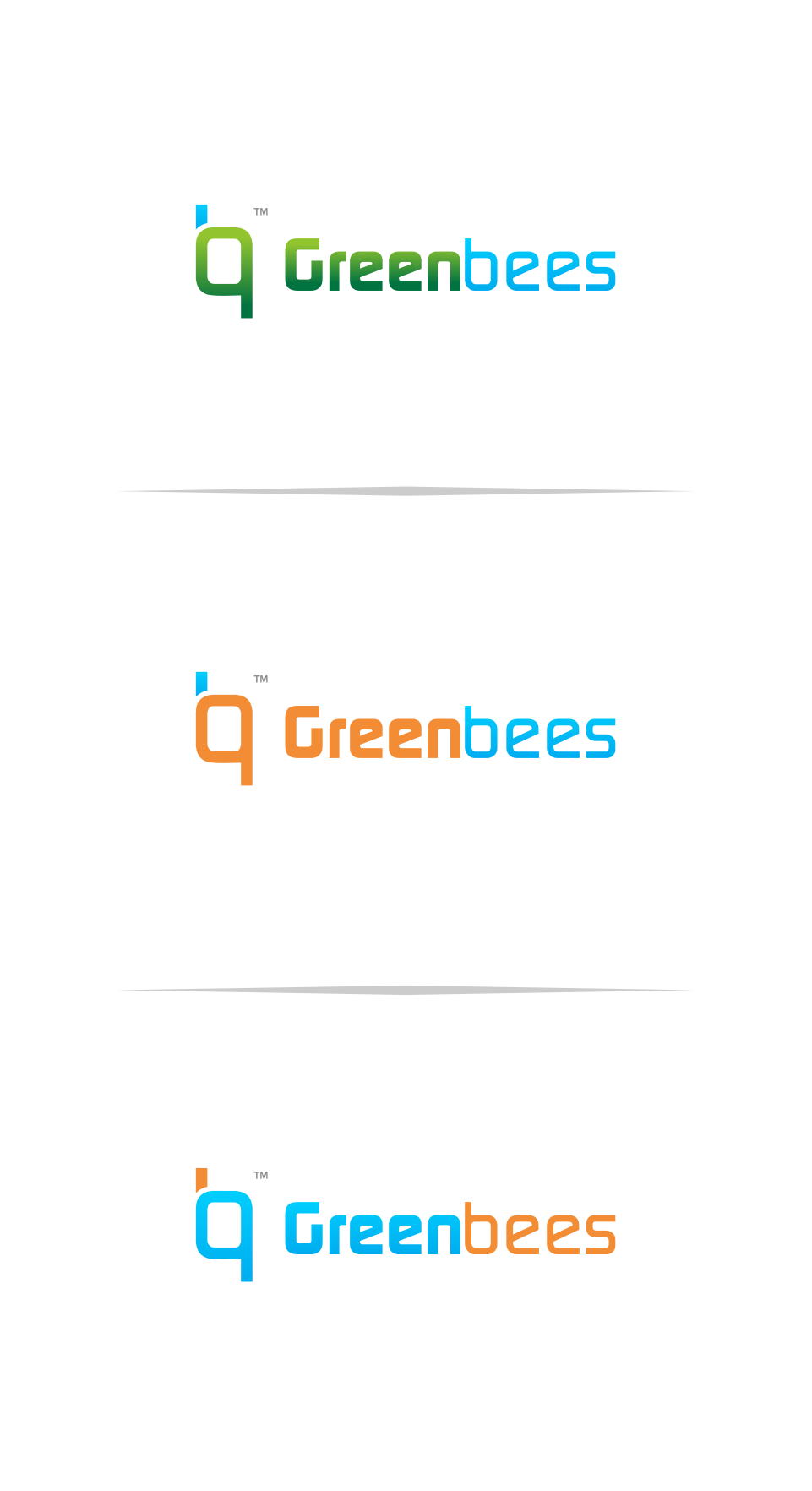 Logo Design by Mitchnick Sunardi - Entry No. 26 in the Logo Design Contest Greenbees Logo Design.