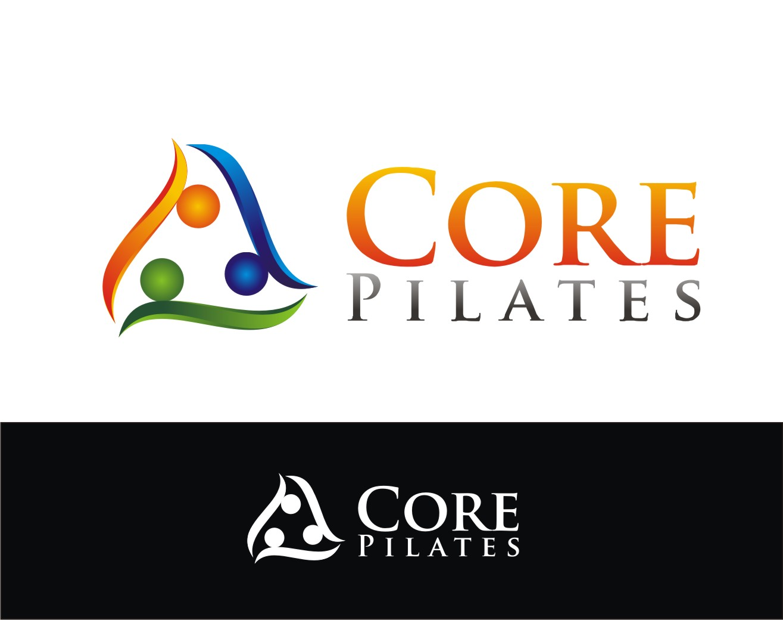 Logo Design by Reivan Ferdinan - Entry No. 175 in the Logo Design Contest Core Pilates Logo Design.
