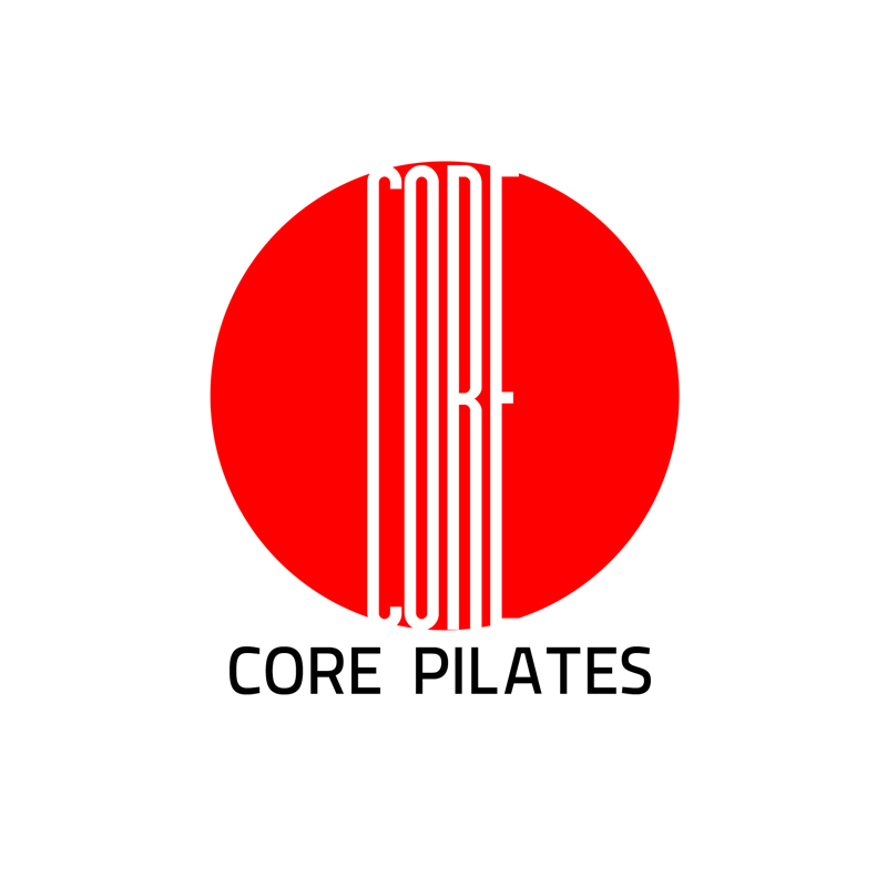 Logo Design by Utkarsh Bhandari - Entry No. 179 in the Logo Design Contest Core Pilates Logo Design.