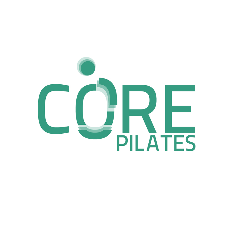 Logo Design by Utkarsh Bhandari - Entry No. 180 in the Logo Design Contest Core Pilates Logo Design.