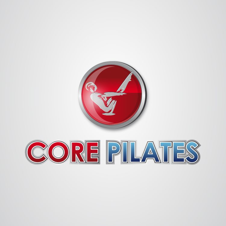Logo Design by lagalag - Entry No. 182 in the Logo Design Contest Core Pilates Logo Design.