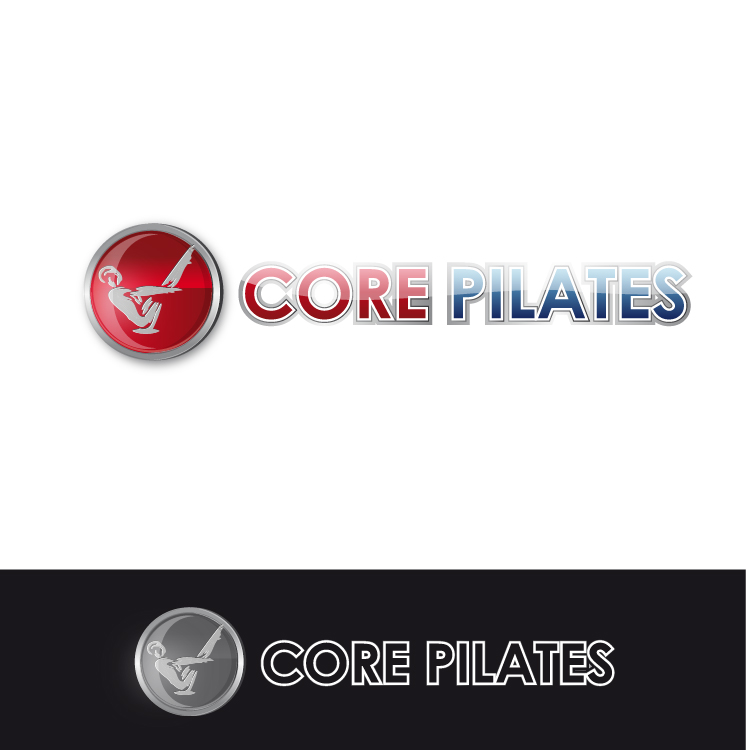 Logo Design by lagalag - Entry No. 184 in the Logo Design Contest Core Pilates Logo Design.