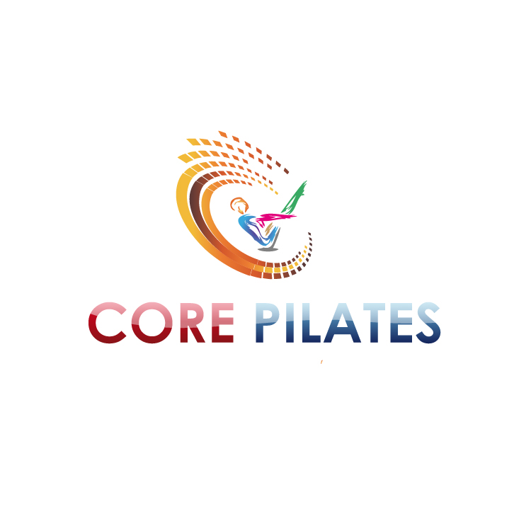Logo Design by lagalag - Entry No. 185 in the Logo Design Contest Core Pilates Logo Design.