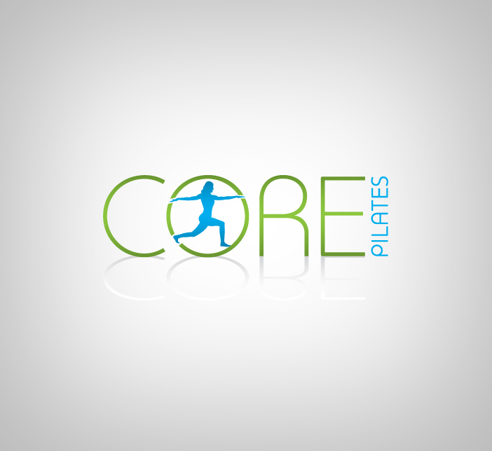 Logo Design by nausigeo - Entry No. 195 in the Logo Design Contest Core Pilates Logo Design.