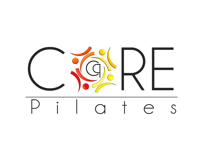 Logo Design by Mythos Designs - Entry No. 199 in the Logo Design Contest Core Pilates Logo Design.