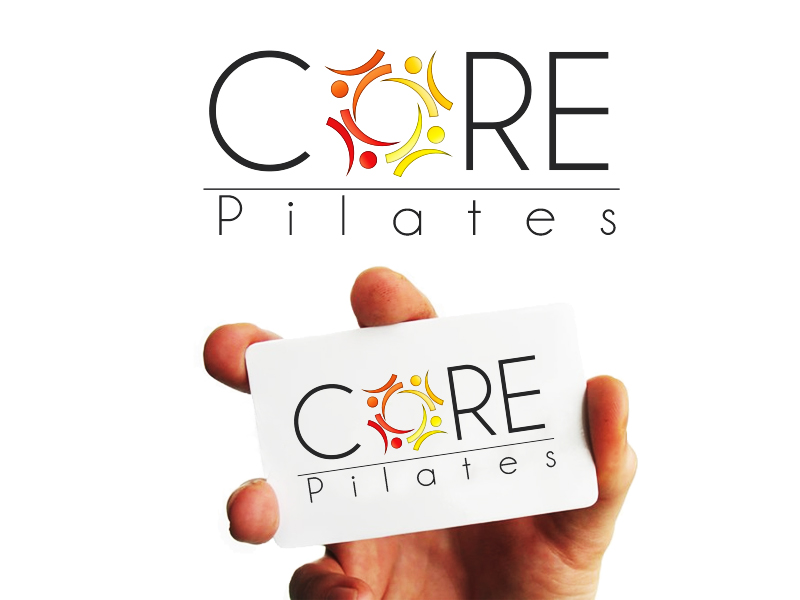Logo Design by Mythos Designs - Entry No. 200 in the Logo Design Contest Core Pilates Logo Design.
