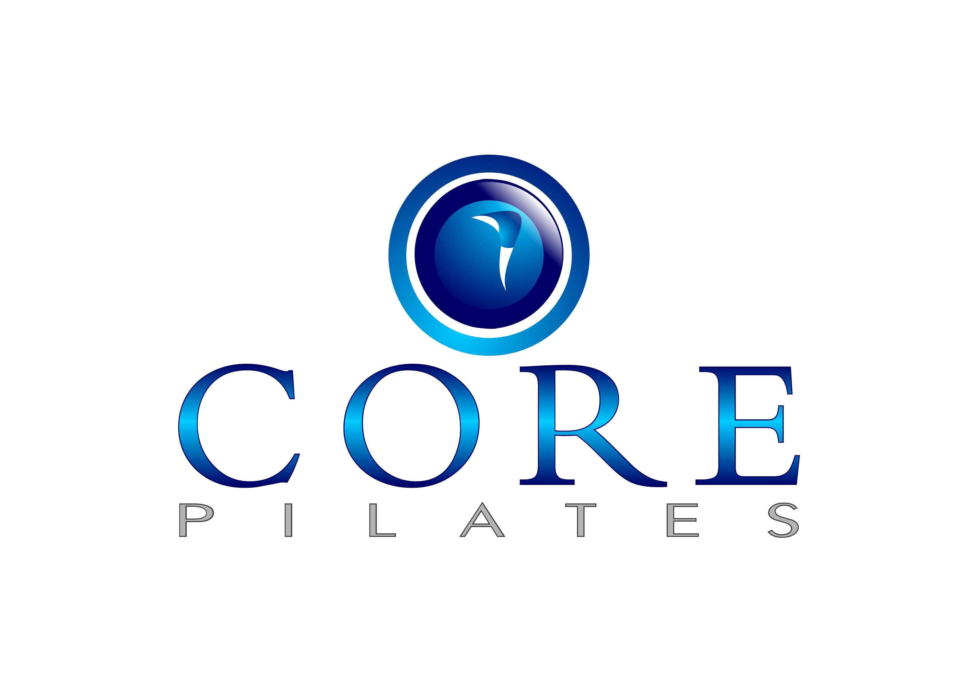 Logo Design by Fatih Ercan - Entry No. 203 in the Logo Design Contest Core Pilates Logo Design.